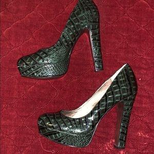 BCBGeneration Shoes - BCBGeneration Platform Heels 6.5
